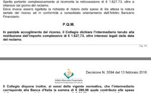 rimborso estinzione anticipata cessione del quinto roma